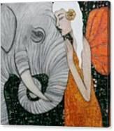 Erynn Rose Canvas Print
