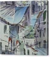 Es Migjorn Medley Canvas Print