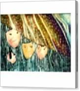 Escape From The Rain Canvas Print