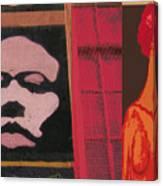 Escape II Canvas Print