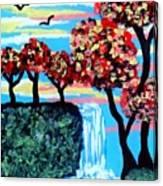 Escape to Serenity Canvas Print