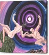 Esctasy Canvas Print