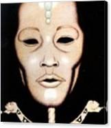 Esoteric Masque Canvas Print