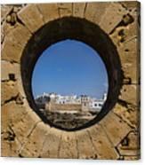 Essaouira In Morocco Canvas Print