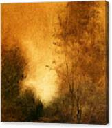 Essemce Canvas Print