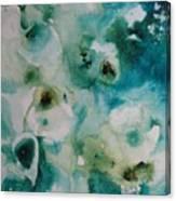 Essence Of Flower Canvas Print
