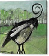 Essence Of Quail Canvas Print