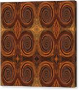 Essence Of Rust - Tiled Canvas Print