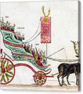 Estates General, 1789 Canvas Print