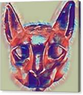 Eternal Cats Canvas Print