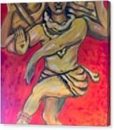 Eternal Dancer Canvas Print