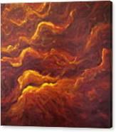 Eternal Flames Canvas Print