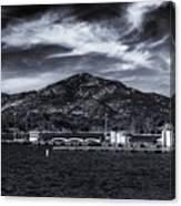 Eternal Sky Canvas Print