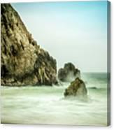 Ethereal Beach 2 Canvas Print