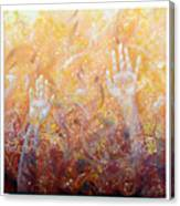 Ethereal Revelation Canvas Print