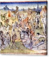 Ethiopia, C1460 Canvas Print