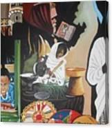 Ethiopian Traditions Canvas Print