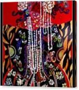 Ethnic Woman Canvas Print