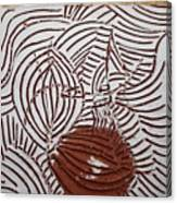 Eto - Tile Canvas Print