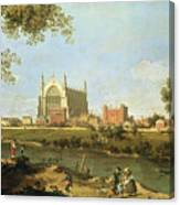 Eton College Canvas Print