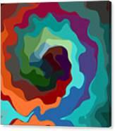 Etourdissement - 11a Canvas Print