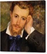 Eugene Murer 1877 Canvas Print