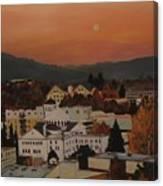 Eugene Ore Canvas Print