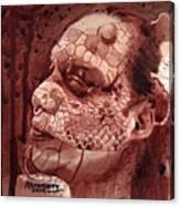 Eva Medusa - Lizard Woman Canvas Print