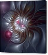 Evanescing Emanations Canvas Print