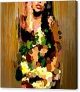 Eva's  Sin #0076 Canvas Print