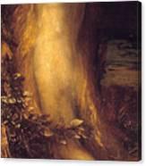 Eve Repentant  Canvas Print