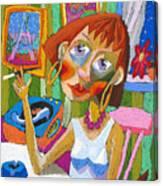 Evening Dream Canvas Print