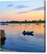 Evening Tranquility Canvas Print