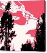 Evening Dancer Canvas Print