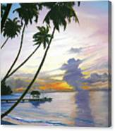 Eventide Tobago Canvas Print