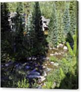 Ever Vail Canvas Print