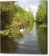 Everglades Beauty One Canvas Print