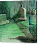 Everlasting Life Canvas Print