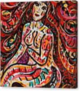 Eve's Dream Canvas Print