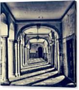 Evora University 2 Canvas Print