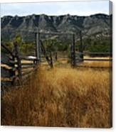 Ewing-snell Ranch 1 Canvas Print