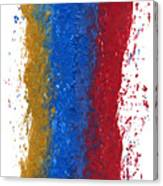 Exclamations 3 Canvas Print