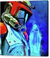 Execute Order 66 Remake Canvas Print