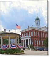 Exeter Town Hall Canvas Print