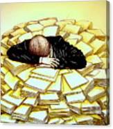 Exhaustive Bureaucracy Canvas Print