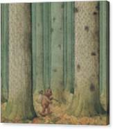 Exile Canvas Print