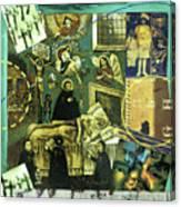 Exorcism Canvas Print