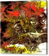 Exotic Creature Canvas Print
