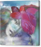Exotiqua Lady Canvas Print