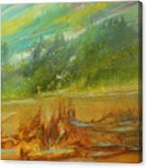 Exotisme Canvas Print